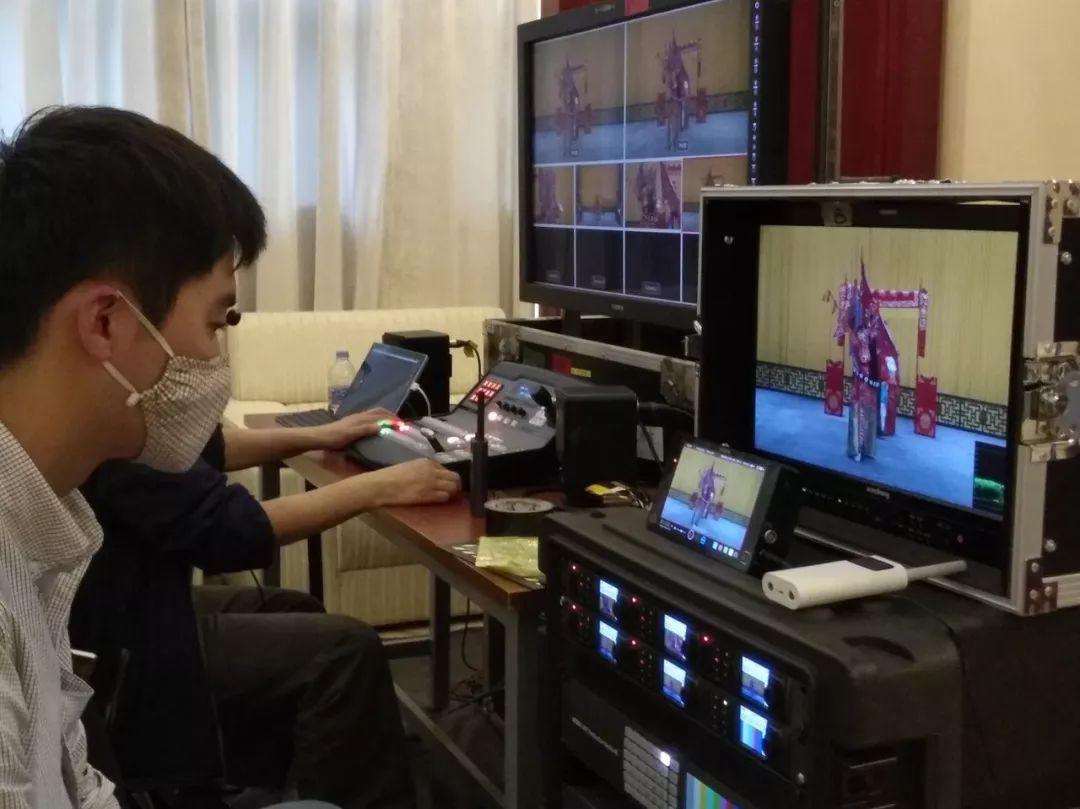 记录国粹 | 上海东方传媒使用Blackmagic Design系列产品助力京剧像音像工程