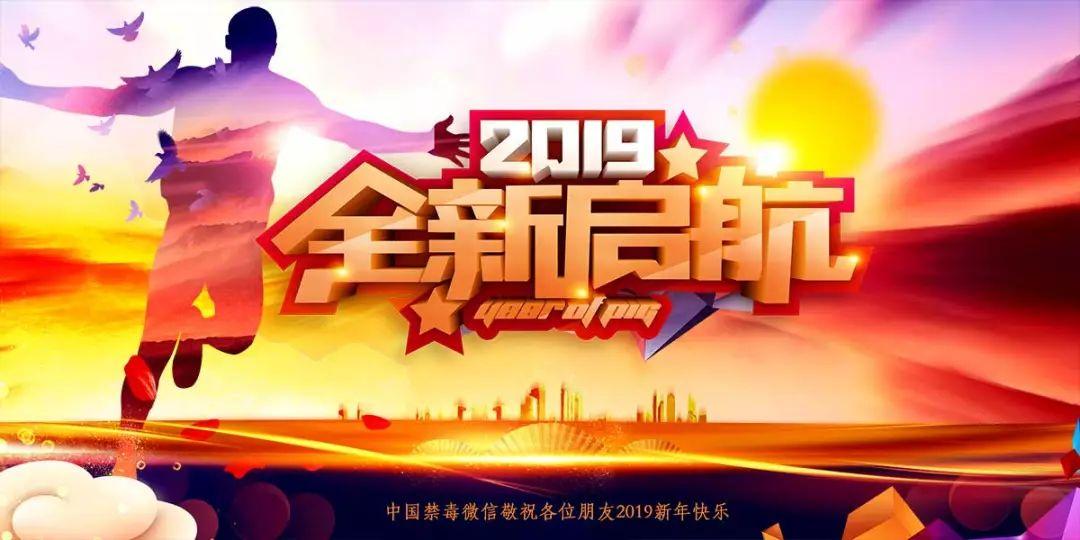 加油2019!挥洒汗水,拼搏奋斗!
