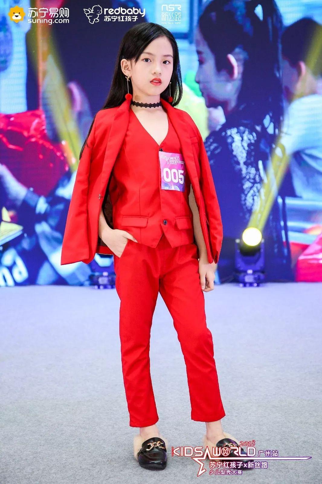 广州模特苏宁身高