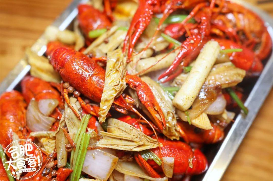 淠河路这家南京大龙虾让你一次吃到爽!
