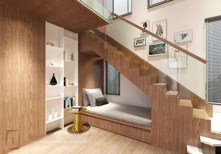 设计| 楼梯下的空间规划,值得一看的干货!