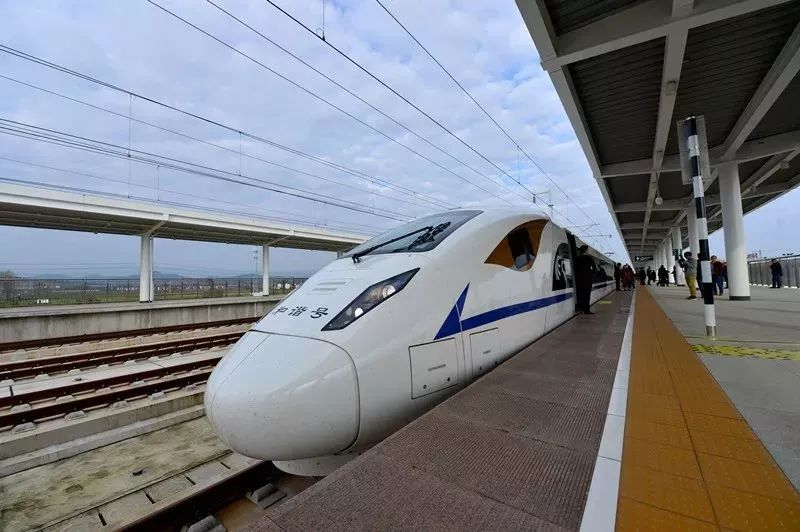 新一批高铁规划曝光 东莞人出省旅游说走就走