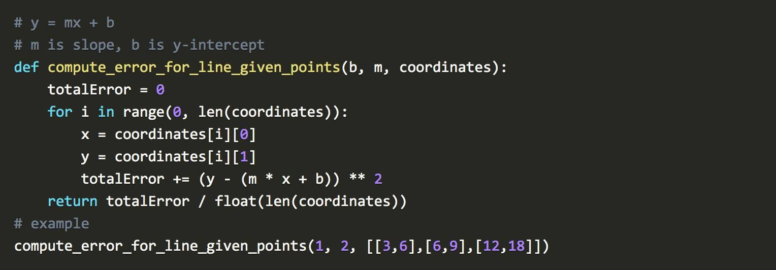 6段Python代码刻画深度学习历史:从最小二乘法
