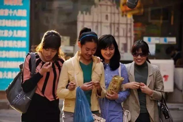 《转载:美国大数据下的中国女性》