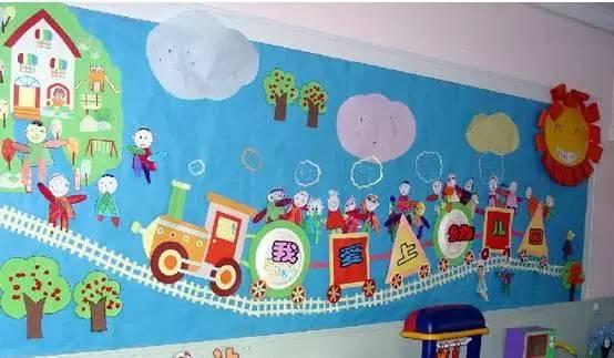 【环创】幼儿园主题墙环创大合集,你更喜欢哪一款