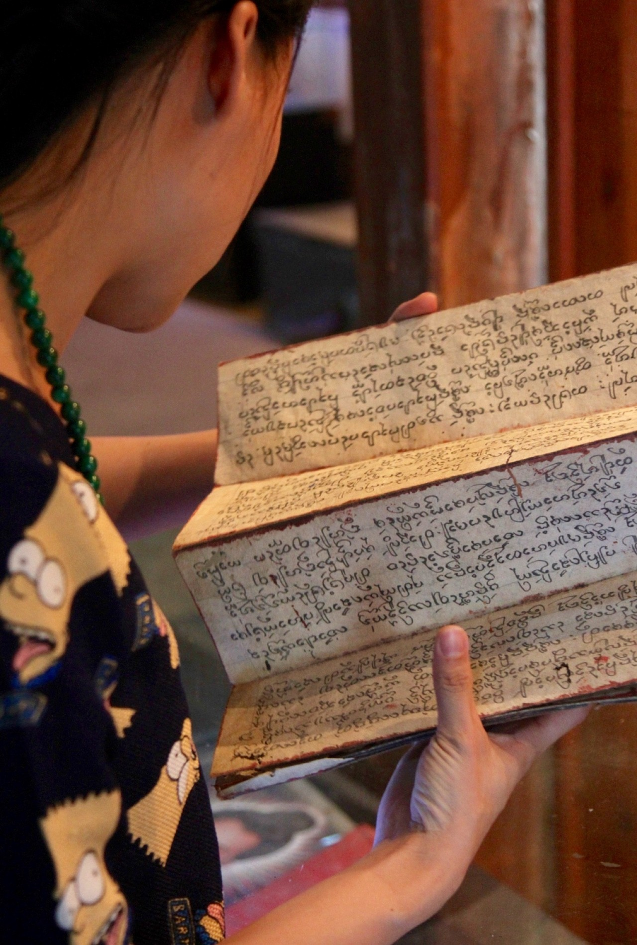普洱茶绵纸从哪里来?——探寻西双版纳傣族手工纸制作