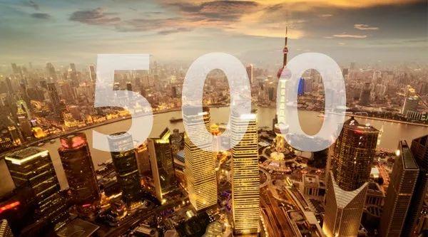 财富中国500强
