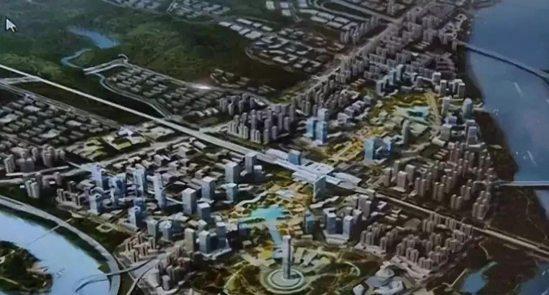 投入120多亿!温州北站高铁新城最新进展!