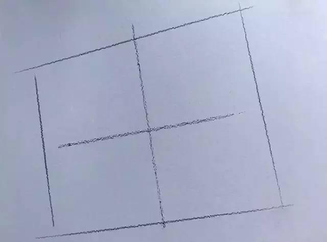 四角形剪纸图案步骤