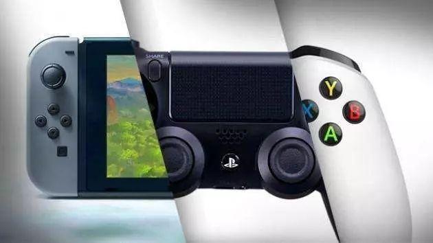 最强游戏机之争:PS4 Xbox One Switch销量大对比