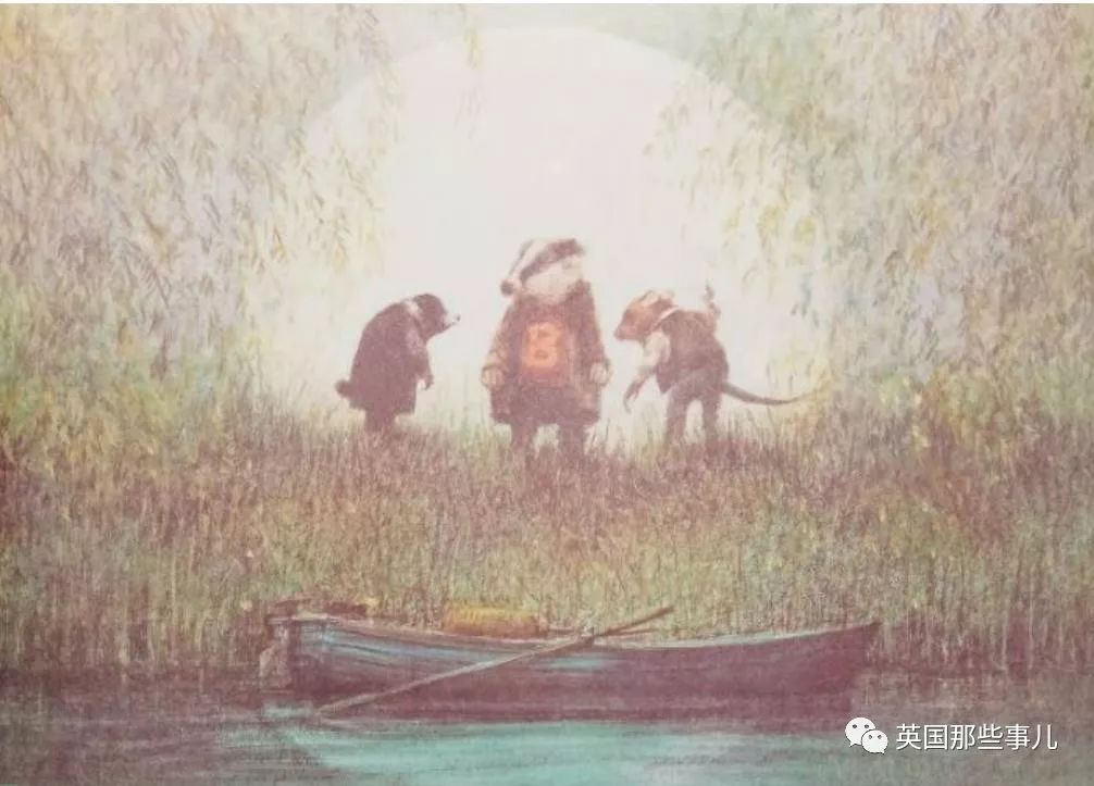 寫出溫暖的《柳林風聲》的作者,一生竟然如此孤苦壓抑
