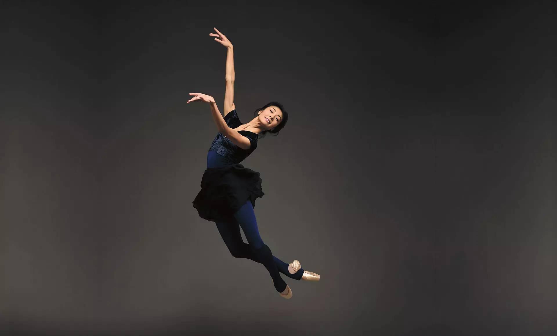 Tue.人物 | 谭元元:我的舞者人生