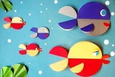 【教师篇】13款幼儿园创意手工制作,让幼儿园手工课不