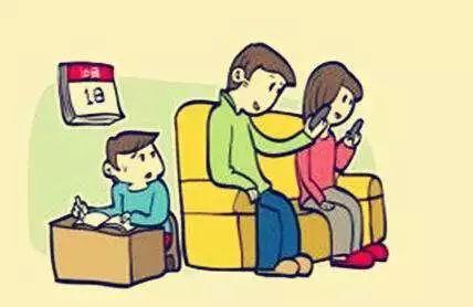 为了控诉玩手机不理娃的爸妈,最近一群德国小朋友怒了图片