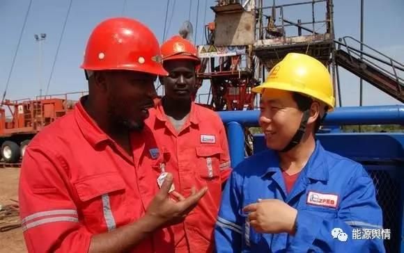 原创 从《战狼2》看中国在非洲遭遇的重大能源
