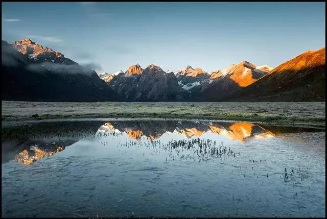 中国最纯粹的风景,惊艳视觉的西部风景线