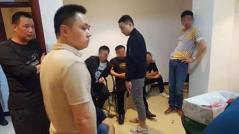 """【七星""""铁铲""""行动见成效,4.22赌博案刑事拘留27人~"""