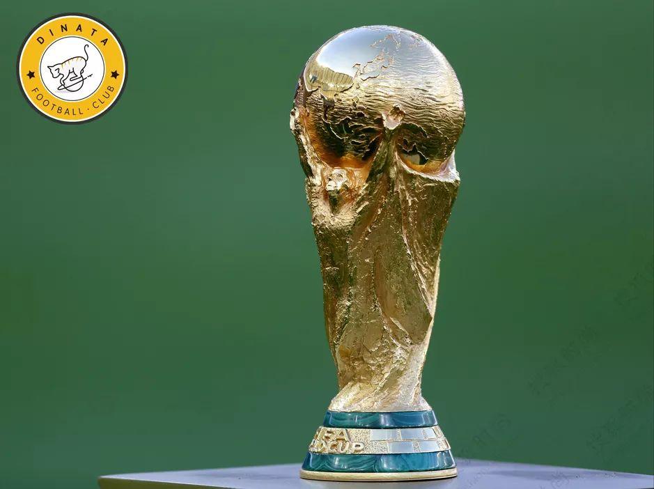 大力神杯是现今足球世界杯的奖杯,是足球界的最高荣誉的象征,无论