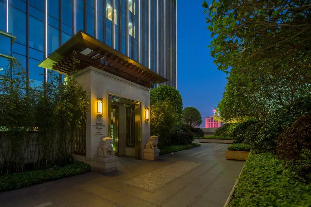 长沙瑞吉景观丨GVL怡境动态如何绘制pr酒店遮罩图片