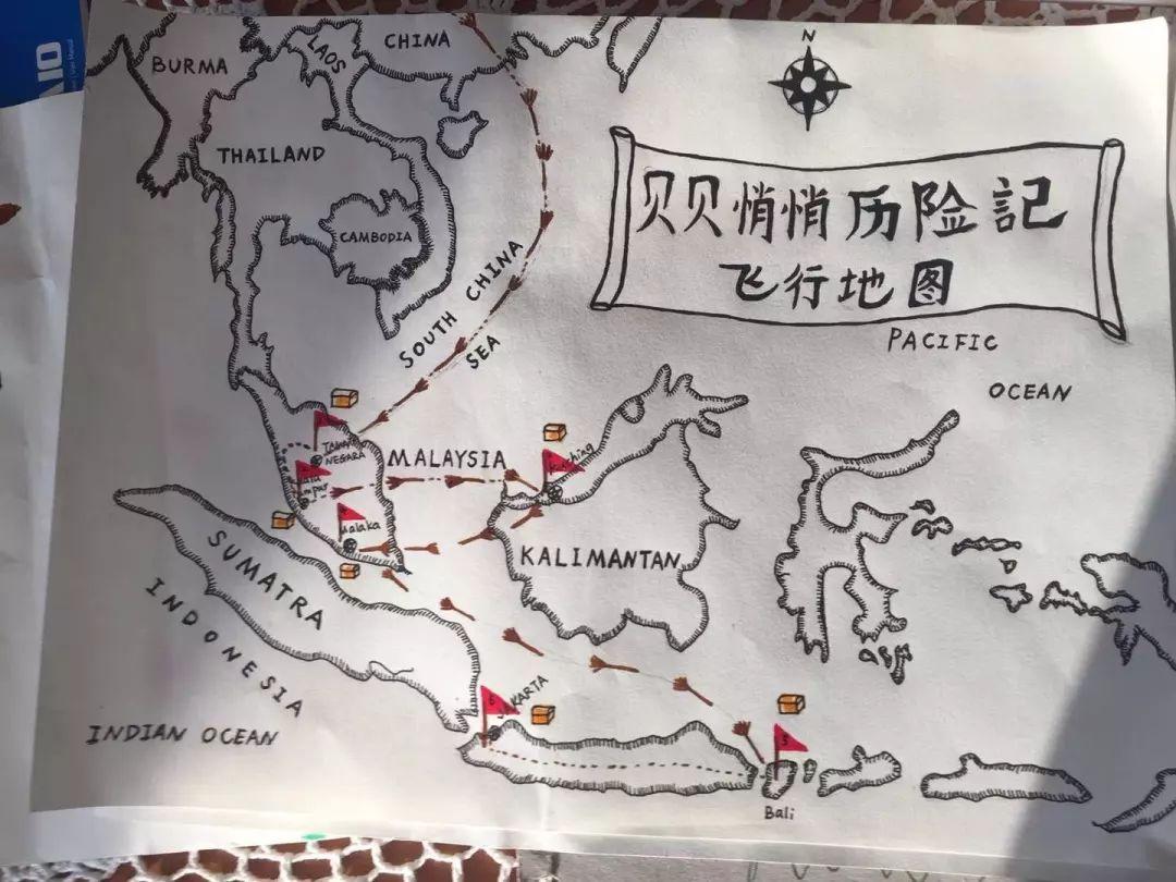 悄悄手绘地图