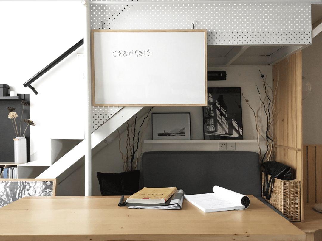 简易白板房子两层图片