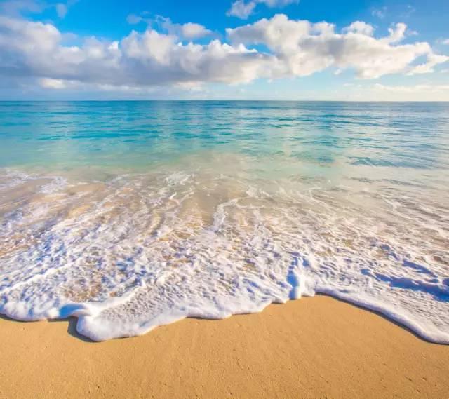 这才是中国夏天最美的8大海滩