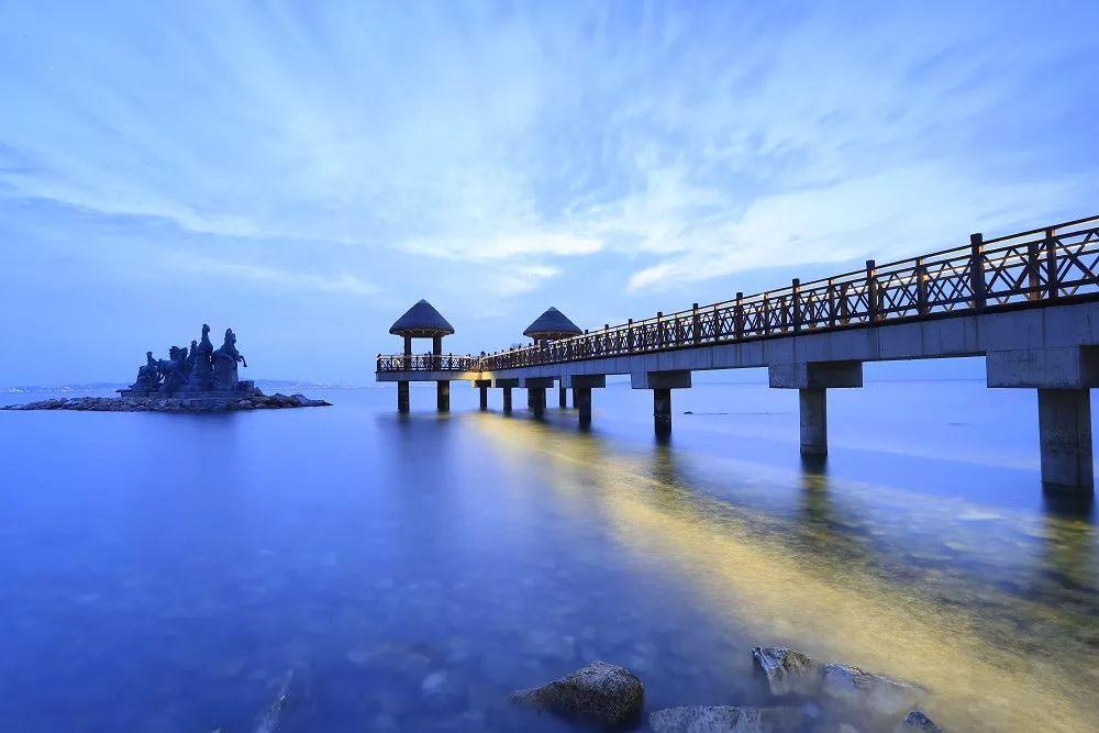 养马岛—— 彼时莺飞草长,正值最好流年