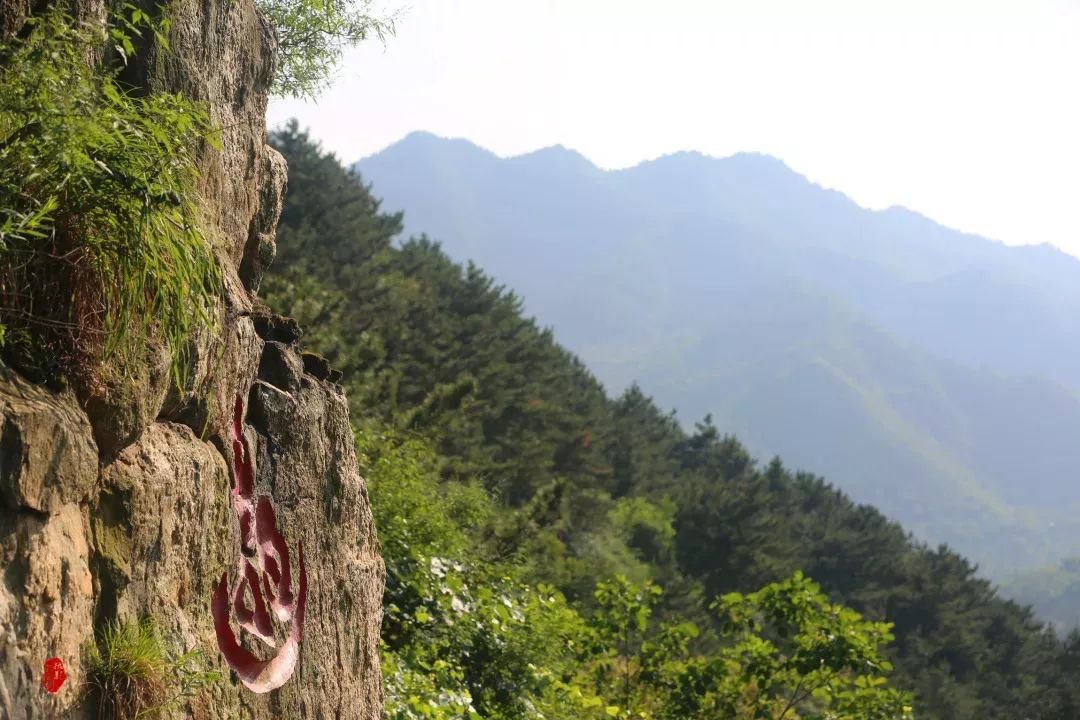 济南水帘峡风景区