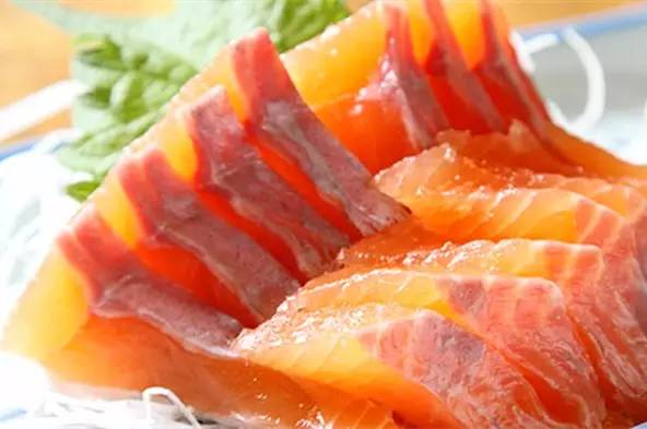 听说你吃了淡水三文鱼?来来来介绍你们认识,这是虹鳟! - 老泉 - 把酒临风的博客