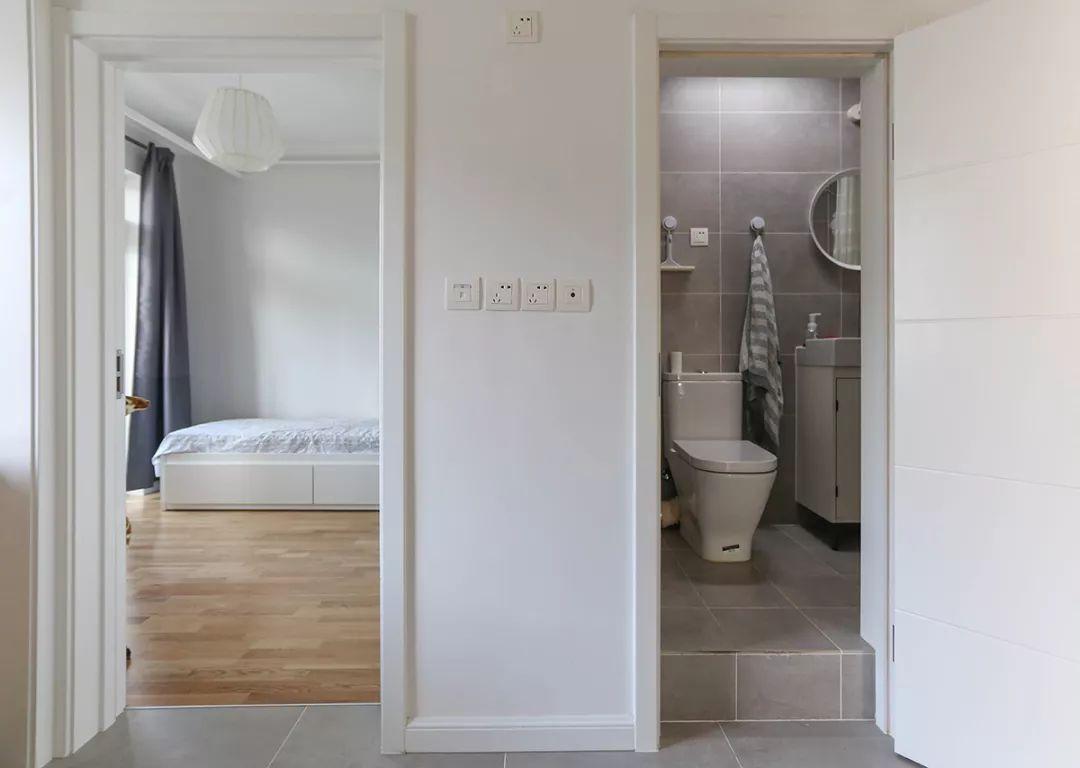 蹲坑厕所管道结构图