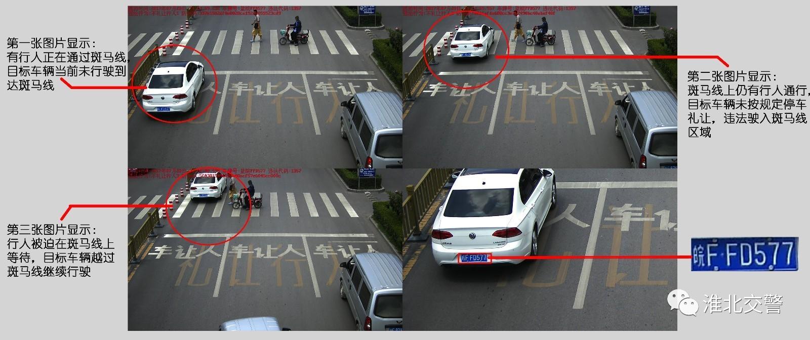 淮北市启动机动车不礼让行人抓拍系统 - 长天秋水2 - 长天秋水 的博客