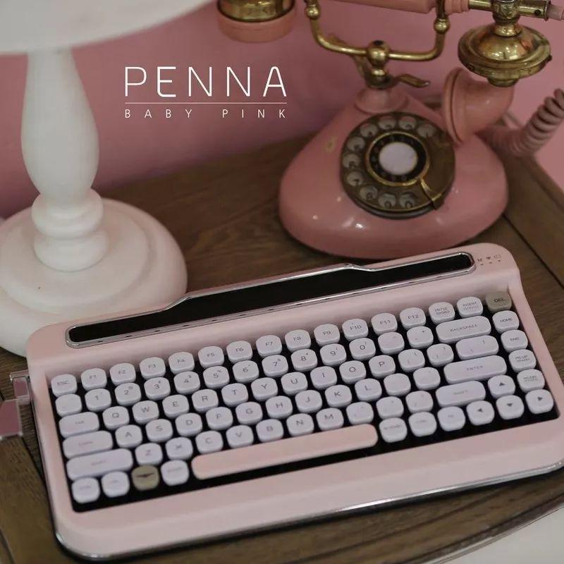你知道一个好看又好用的键盘,敲起来有多爽吗?