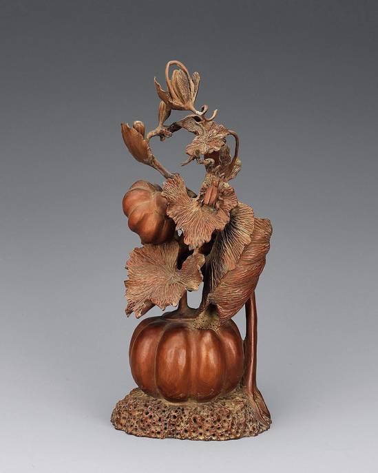 中国古典木雕艺术,质朴奢华