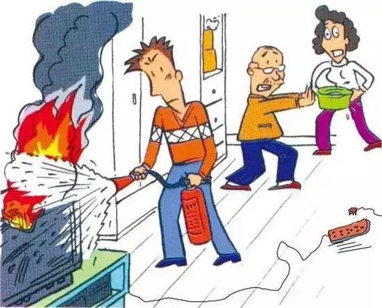细数这些年你的消防知识盲区!