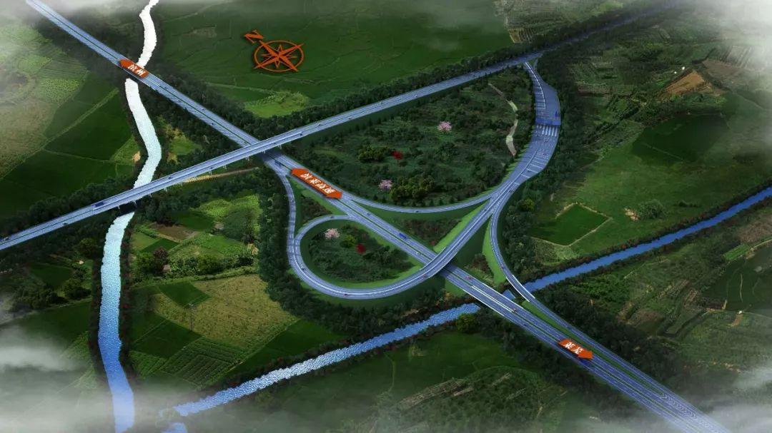 淄博东西方向又多一条国道!这条路也要打通,还要新建一座互通立交!图片