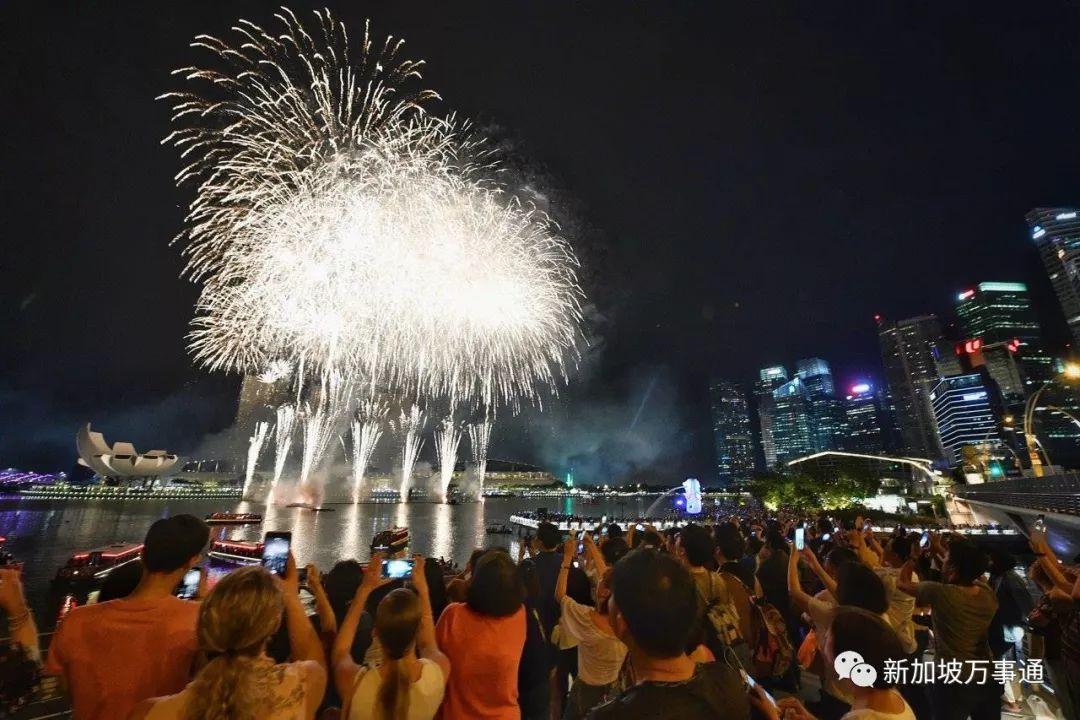 新加坡2019跨年烟花美爆啦,60分钟璀璨壮观汇演~(多图 视频)图片