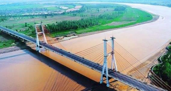 向北跨黄河真要建三桥一隧 年底就开工!