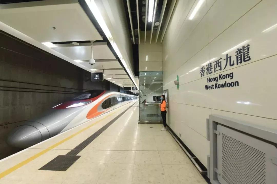 最快4小时内,从厦门乘高铁到香港!今天起已可买票
