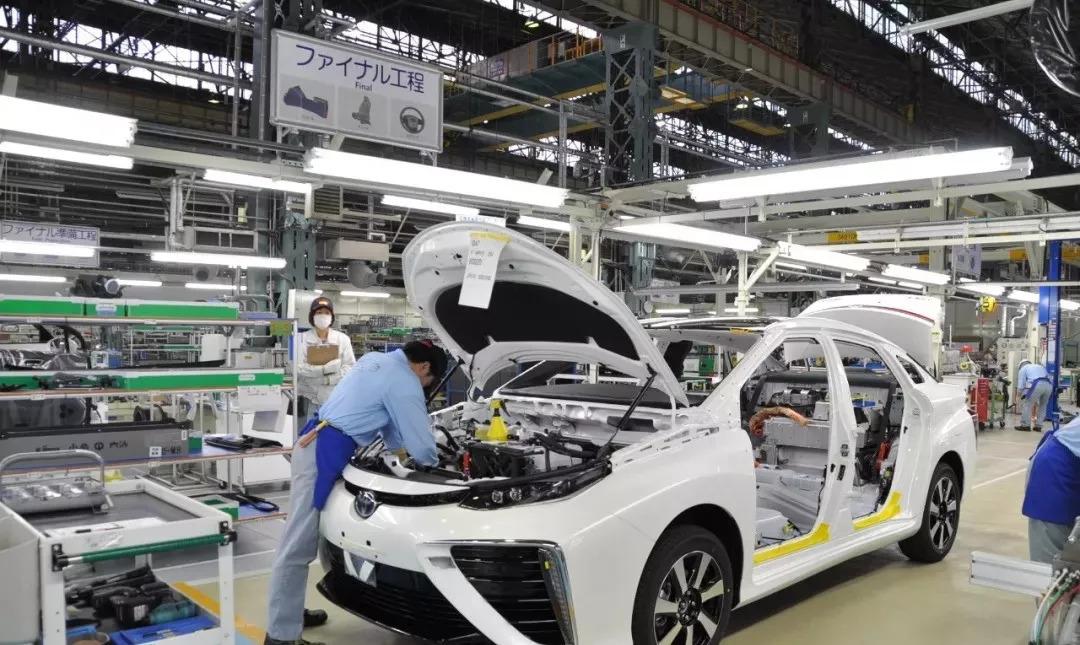 丰田是做到将氢电池汽车动力燃料扩大化的标致2008自动挡没规模图片