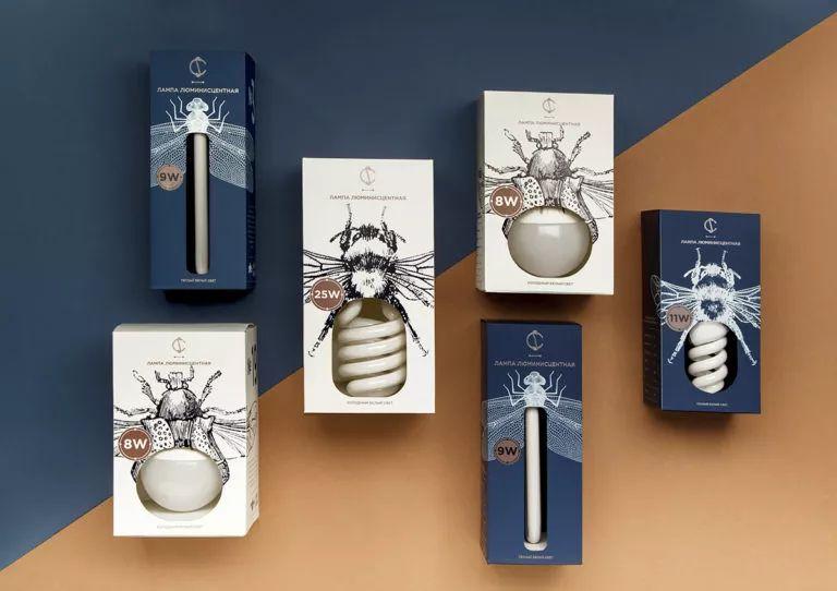 【包装设计】十款创意包装,总有一款适合你