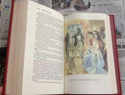 高中生必读10大英文高中,部部精彩,一定要找来版美术名著教科书湘解剖图片