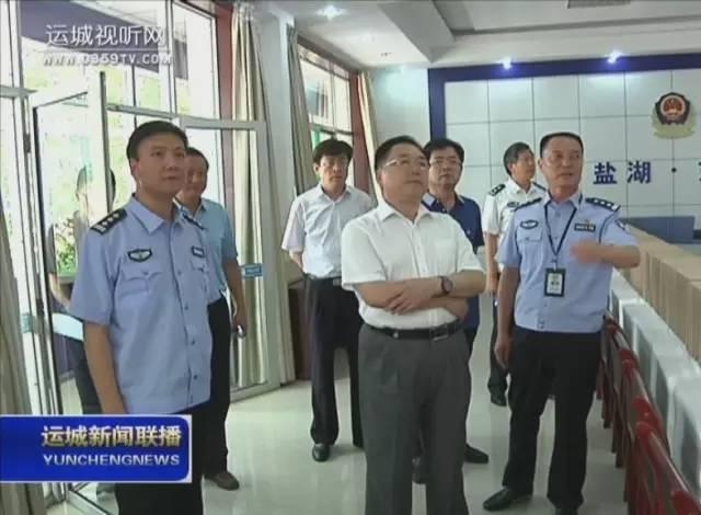 安雅文调研公安机关执法规范化建设工作