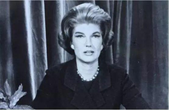 美国著名女预言家,成功预言中国发展,去世前她