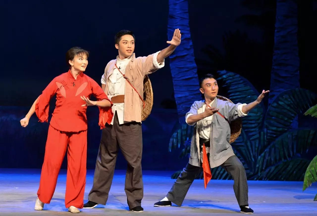 国家京剧院帮扶广西戏剧院京剧团成果展演在京演出