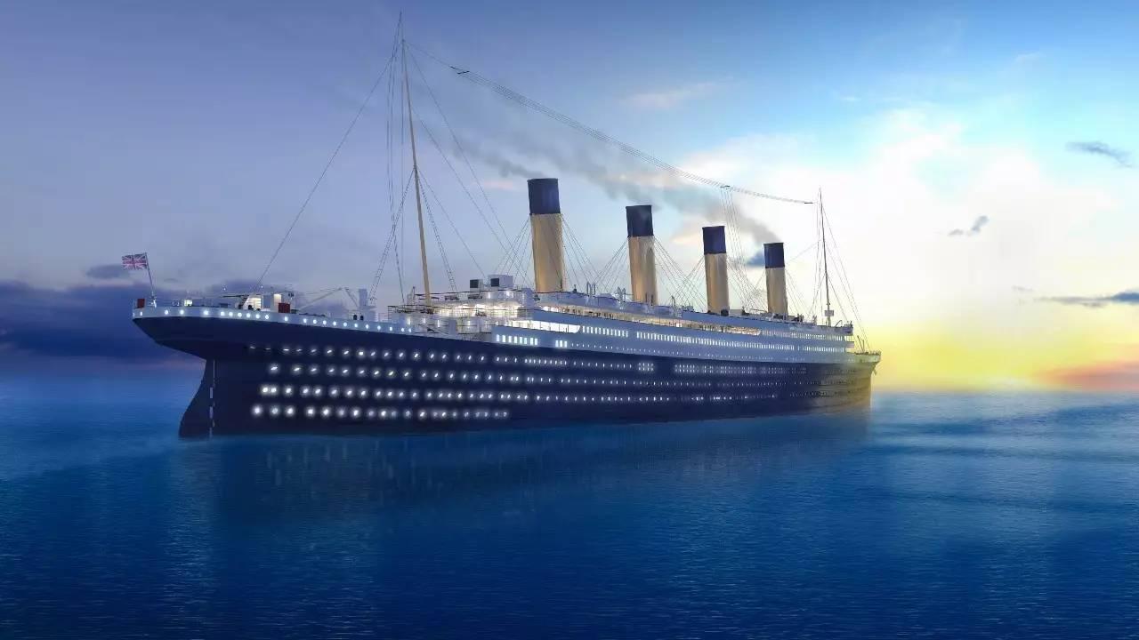 爆!泰坦尼克全国首展空降广州!