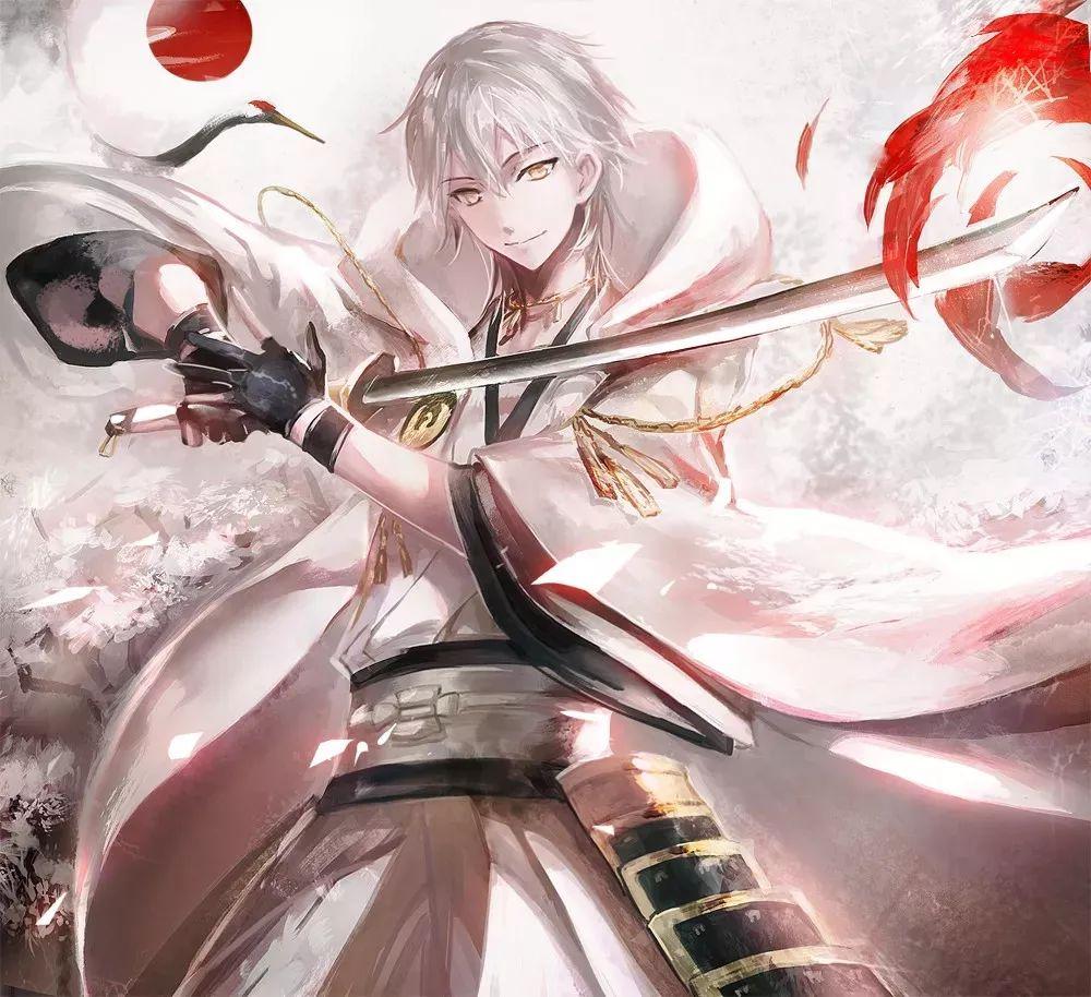 壁纸:鹤丸国永,加州清光,大和守安定(刀剑乱舞)
