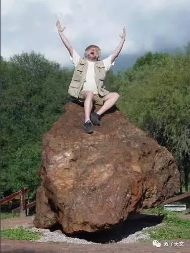 世界最著名的陨石之一:艾尔·查科陨石 - 老泉 - 把酒临风的博客