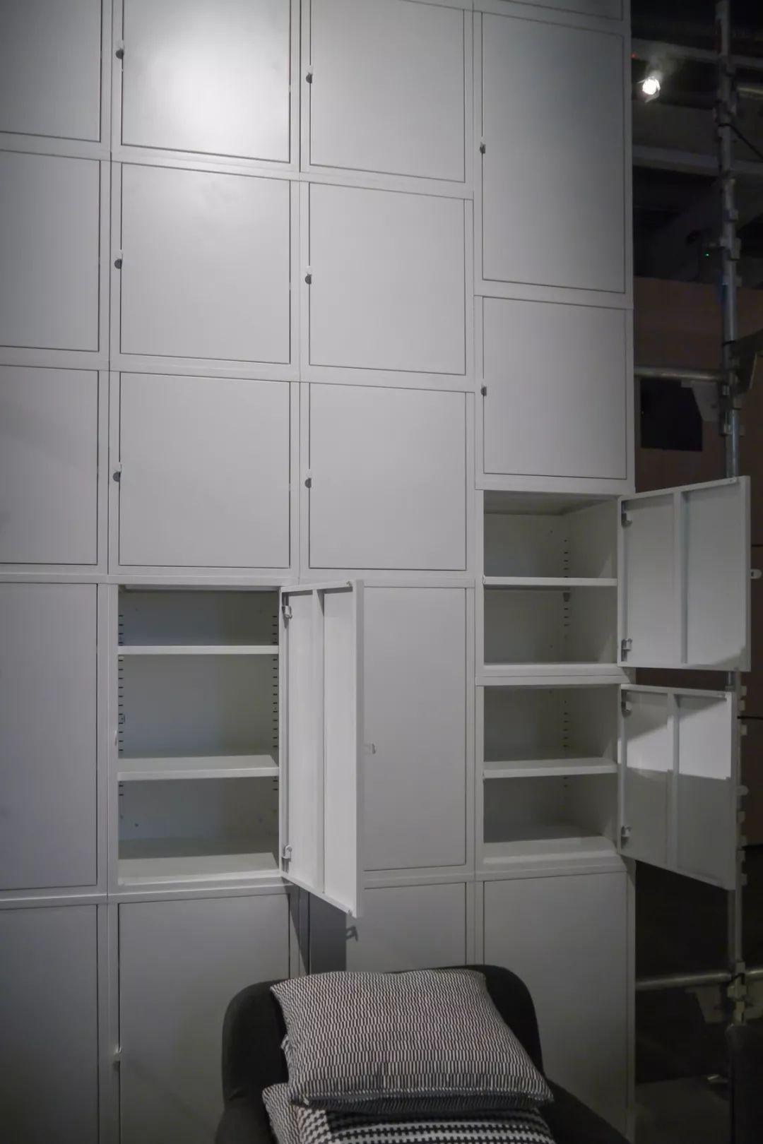白色柜子贴图素材