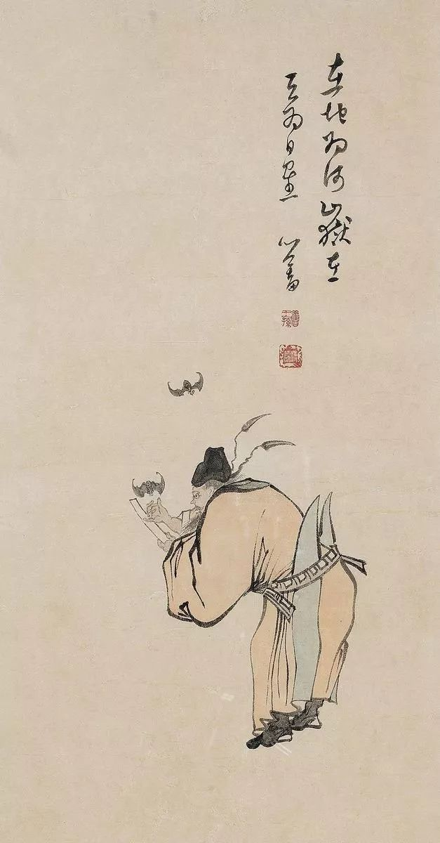 溥儒书画作品高清赏(120幅)图片