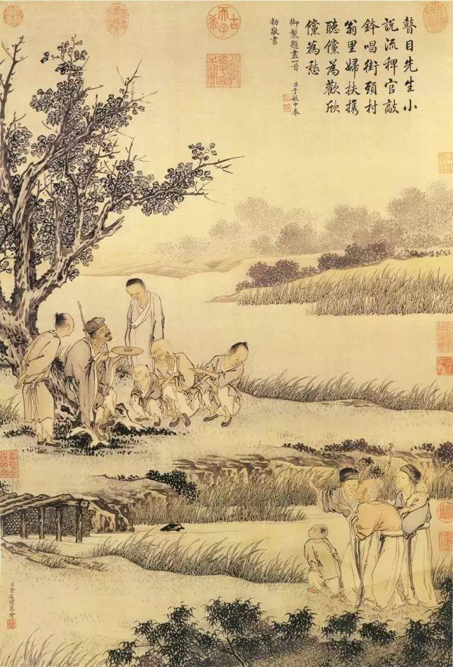 金廷标,乌程(今浙江湖州)人,画家金鸿之子.